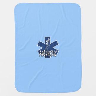 Paramedic Family Baby Blanket