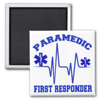 Paramedic First Responder Magnet