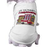 Paramedic Gift Doggie Tshirt
