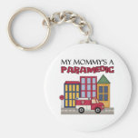 Paramedic Gift Key Chain