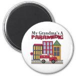 Paramedic Gift Magnet