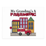 Paramedic Gift Postcard