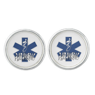 Paramedic Jewelry Cufflinks