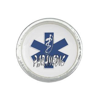 Paramedic Jewelry Photo Rings