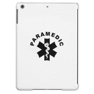 Paramedic Logo Theme iPad Air Covers