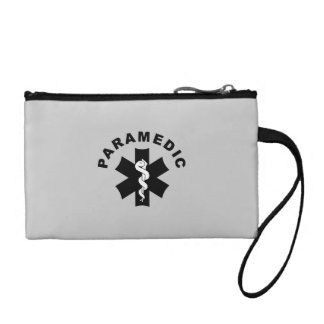 Paramedic Logo Theme Change Purse
