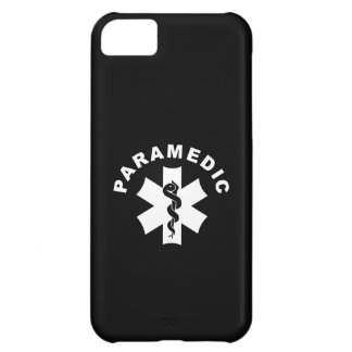 Paramedic Logo Theme Cover For iPhone 5C