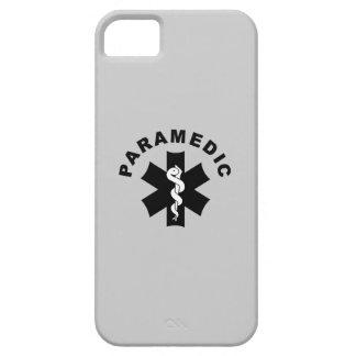 Paramedic Logo Theme iPhone 5 Case