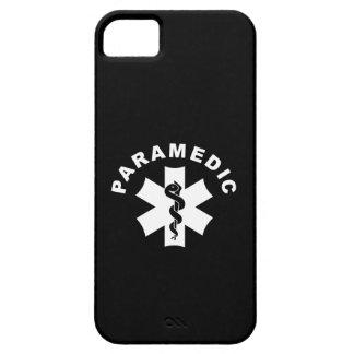 Paramedic Logo Theme iPhone 5 Cover