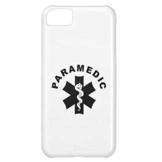 Paramedic Logo Theme iPhone 5C Covers