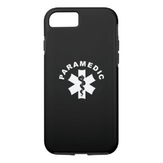 Paramedic Logo Theme iPhone 8/7 Case