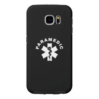Paramedic Logo Theme Samsung Galaxy S6 Case