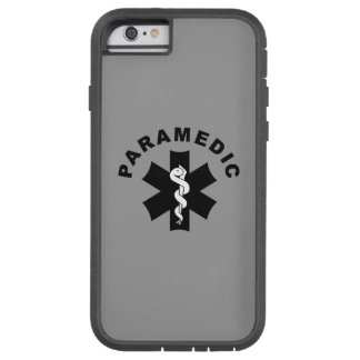 Paramedic Logo Theme Tough Xtreme iPhone 6 Case