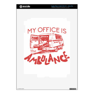 paramedic office skins for iPad 3