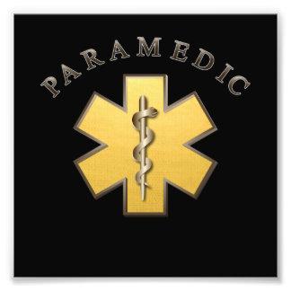 Paramedic Photo Print