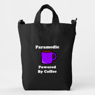 """""""Paramedic"""" Powered by Coffee Duck Bag"""