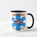 Paramedic Saving Lives Mug