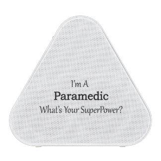Paramedic Speaker