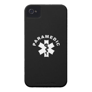 Paramedic Star of Life iPhone 4 Covers