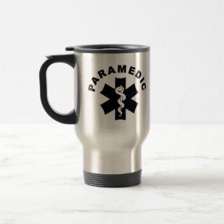 Paramedic Star of Life Mug mug