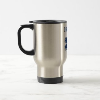 Paramedic Star of Life mug