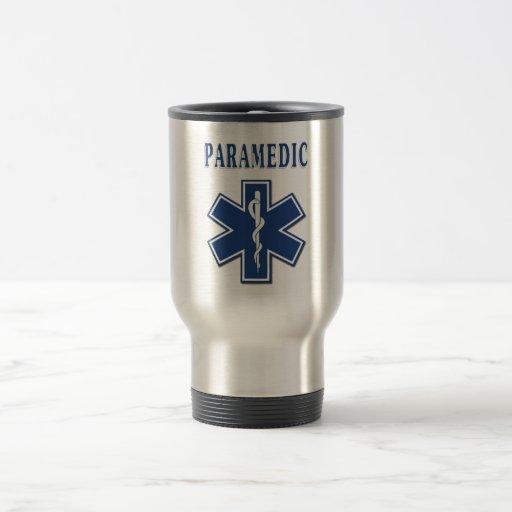 Paramedic Star of Life Mugs