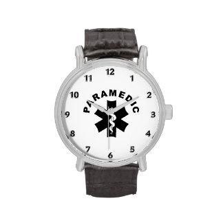 Paramedic Star of Life Watch