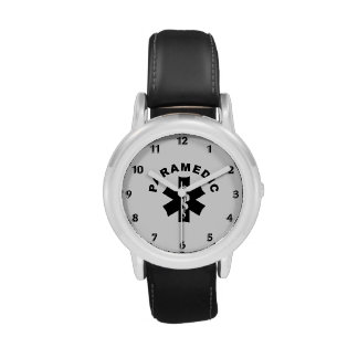 Paramedic Star of Life Wrist Watches