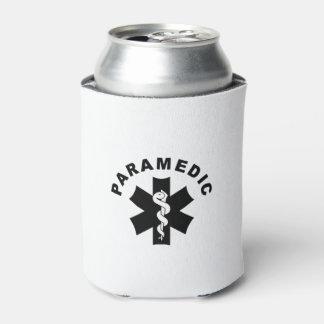 Paramedic Theme Can Cooler
