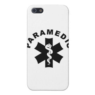 Paramedic Theme Case For iPhone 5