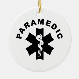 Paramedic Theme Christmas Tree Ornament