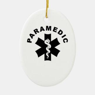 Paramedic Theme Christmas Tree Ornaments