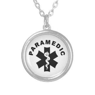 Paramedic Theme Custom Necklace