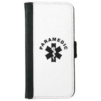 Paramedic Theme iPhone 6 Wallet Case