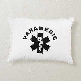 Paramedic Theme Accent Pillow