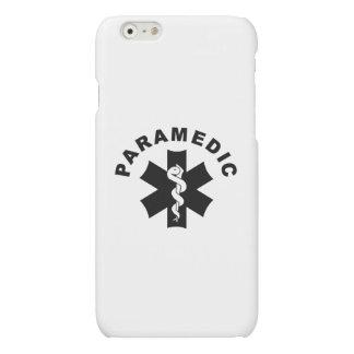 Paramedic Theme Matte iPhone 6 Case