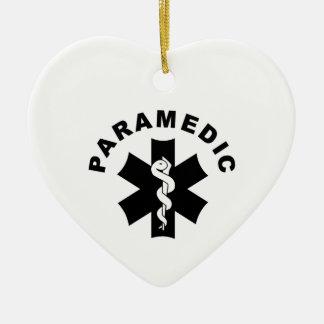 Paramedic Theme Ornament