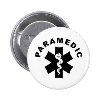 Paramedic Theme Pins