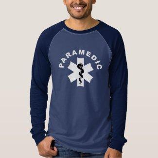 Paramedic Theme Tees