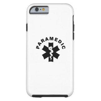 Paramedic Theme Tough iPhone 6 Case