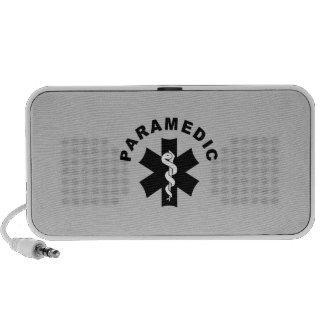 Paramedic Theme Travel Speaker