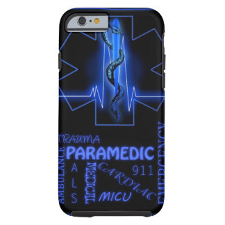 Paramedic Tough iPhone 6 Case