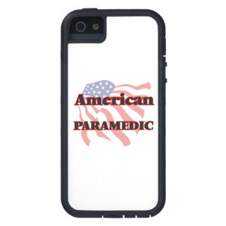 Paramédico americano funda para iPhone 5 tough xtreme