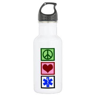Paramédico del amor de la paz