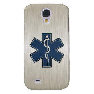 Paramédico EMT el ccsme de lujo Funda Para Galaxy S4