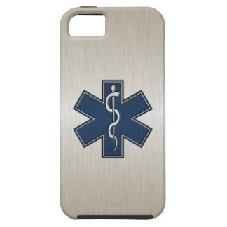 Paramédico EMT el ccsme de lujo Funda Para iPhone 5 Tough