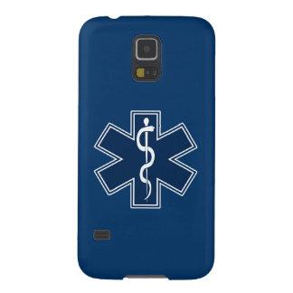 Paramédico EMT el ccsme Carcasas De Galaxy S5