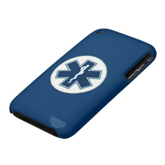 Paramédico EMT el ccsme iPhone 3 Funda