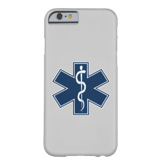 Paramédico EMT el ccsme Funda Para iPhone 6 Barely There