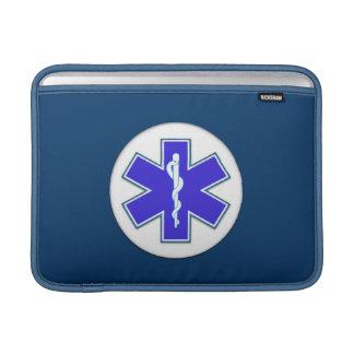Paramédico EMT el ccsme Fundas Para Macbook Air